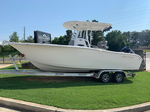 2020 Sea Pro 239 DLX Center Console0